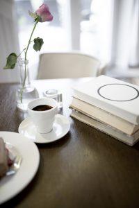 diseño desayuno